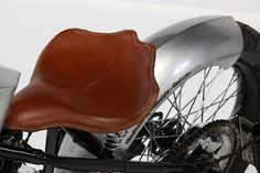Harley Davidson. Flatthead 1947. Handmade by Freestyle Custom. Designed and manufactured in Germany. clasic custom - aluminium - leather - gas tank - motorcycle aluminium - individual - custom motorcycles - metal - copper - wheels
