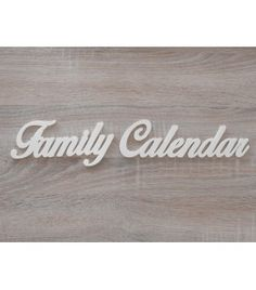 Calendar, Decor, Decoration, Decorating, Dekorasyon, Dekoration, Home Accents, Menu Calendar, Deco