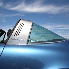 Porsche 911 Targa — Targas are beautiful, pity that are not as rigid as coupés.