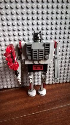 Lego batman Super Battle suit
