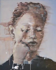 "Saatchi Art Artist Pauline Zenk; Painting, """"Something in the Eye"""" #art"