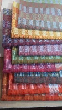 Tea towel pattern.