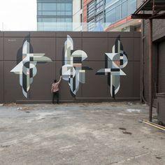 Rubin415 - Washington DC, 2014 #mural