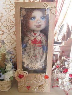 Мы отправляемся в путь..... Принимаю заявки на заказ на прекрасную и неповторимую и единственную куколку на свете...))