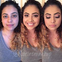 IG: korinsmakeup | #makeup