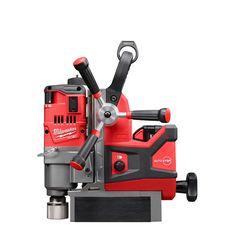 "2788-22 Milwaukee M18 Fuel 1-1/2"" Lineman Magnetic Drill Kit"