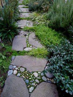 Pretty pathway.