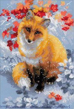 Gallery.ru / Фото #2 - **** - metalika111  Pattern  found on metalika111.gallery.ru  ~   Cross Stitch Craft Kits by RIOLIS - 1510