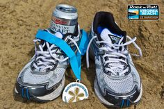 13.1 miles, beach, bands, beer...Virginia Beach!