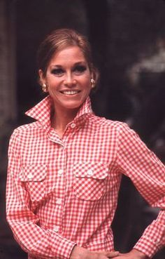 Mary Tyler Moore (born 1936) One of her roles in films were Ordinary People (1980)