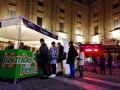 """17 Marzo: anche Parma festeggia San Patrizio! In Piazzale della Pilotta inizia """"Irlanda in festa""""."""