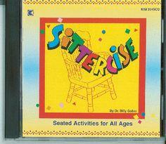 Sittercise - CD