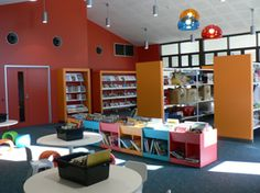 Woodcroft Library - Children's Area