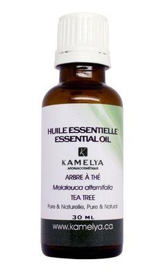 huile essentielle de melaleuca