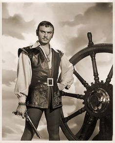 Yul Brynner stars as the pirate Jean Lafitte in the 1958 film ' The Buccaneer,' about the Battle of New Orleans. Description from nola.com. I searched for this on bing.com/images
