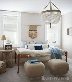 2017 Hampton Designer Showhouse. Coastal BedroomsCoastal Living ...