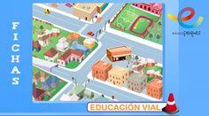 Aprendiendo:  3 Claves en la Seguridad Vial para niños