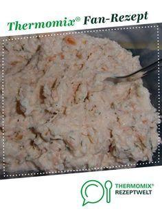 Lachsaufstrich von angelika2462. Ein Thermomix ® Rezept aus der Kategorie Saucen/Dips/Brotaufstriche auf www.rezeptwelt.de, der Thermomix ® Community.