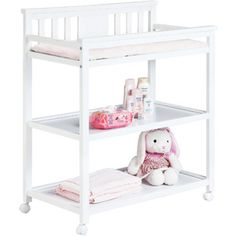 Great Lolly U0026 Me Taylor Changing Table, White Gentle Curves Add A Bit Of Whimsy  To This Multipurpose Changing Table From Target $229.99   Add A Marble/u2026