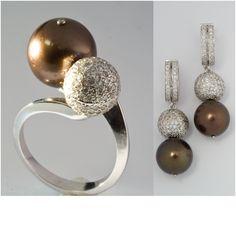 #earrings #ring #jewellery #art #design #gold #stones #diamonds #pearl #style #luxury #unique #handmade #Russia #saintpetersburg #traditions #jewelry #brand #cacholong_jewellery #obvodnykanal #pinterest #maxarthurstudio #instagram