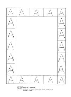 Blog scuola, Schede didattiche scuola dell'infanzia, La maestra Linda, Schede didattiche da scaricare, Preschool Learning Activities, Math Worksheets, Alphabet, Coding, Writing, Education, Kids, Mars, Printable Alphabet
