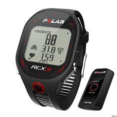 Polar RCX3 GPS para @jaimeobregon