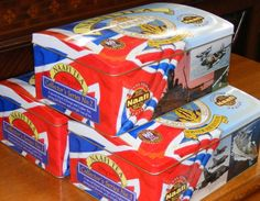 Set of 3 Naafi Tins British Army, Naan, Tins, Interesting Stuff, Germany, Tin Cans, Deutsch