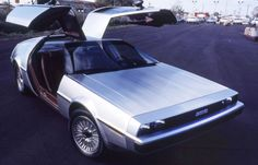 It's 1977. The DeLorean isn't even a pop phenomenon yet. Marty McFly and Doc Brown are years in the future. Before the DMC-12 officially existed, we were blown away.