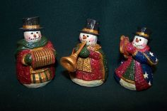 PAM SCHIFFERL 3PC SNOWMAN BAND Midwest of Cannon Falls (12/08/2011)