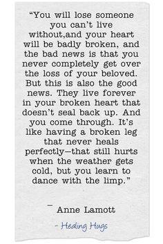 wow - brutally honest and so wonderfully true.