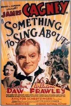 With James Cagney, Evelyn Daw, William Frawley, Mona Barrie. A New York bandleader journeys to Hollywood when he is offered a contract with a studio, but he is determined to do things his way and not theirs. Classic Movie Posters, Movie Poster Art, Film Posters, Classic Films, Scottsboro Boys, William Frawley, Red Scare, James Cagney, Grand National
