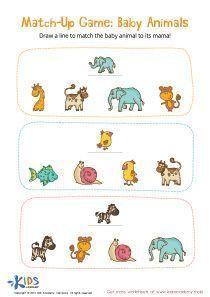 baby_animals_preschool #connecting #kindergar #preschool ...