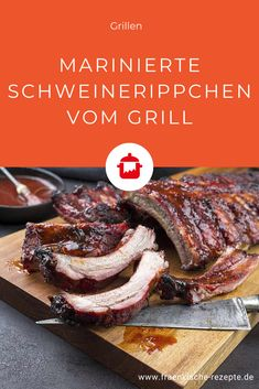Rib Marinade, Taco Taco, Spare Ribs, Steak, Dips, Grilling, Finger Food, Simple Recipes, Oven