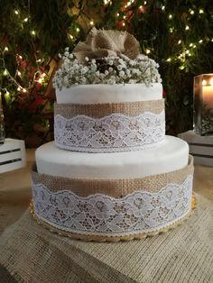 Anniversary Decorations, Wedding Decorations, Hessian Wedding, Cowboy Cakes, Mauve Wedding, Bolo Fake, Colorful Birthday, Ideas Para Fiestas, Love Cake