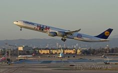 Foto de Lufthansa A346 (D-AIHK) ✈ FlightAware