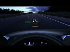 Tesla Model 3: A heads-up display is coming [Video] | EVANNEX Aftermarket Tesla Accessories