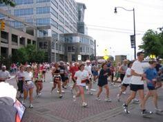 Training for Marathon