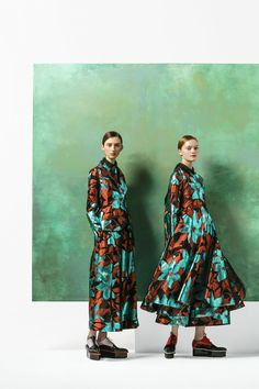Delpozo Pre-Fall 2016 [Photo: Courtesy]