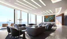 schopfer associates sting ray luxury floating residence designboom