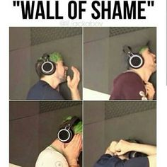 I want to be this wall and hug Jack