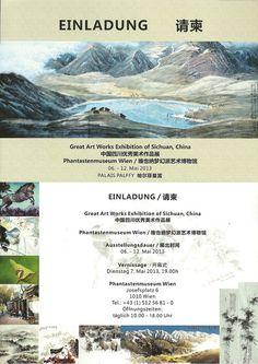 China Ausstellung im Palais Palffy Museum, China, Mai, Culture, Modern Art, Museums, Porcelain