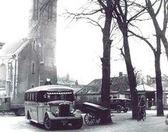 Dorpsstraat Amstelveen (jaartal: 1920 tot 1930) - Foto's SERC