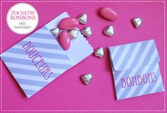 Le Candy Bar - Sweet Table etc: { Free Printables }