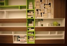 wall storage for small spaces #storage #built_ins #shelves