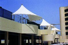 Gazebo's for Roofing, Terrace Area, Food Court etc... TI Tensile Structures Manufacturers world-class Tensile Membrane, Awning, Car Parking Shades, Entrance Tensile Structures, Roof Tensile Structures, Beach Tensile Umbrella, Outdoor Shade, Shades Sails, Domes, Tensile Fabric Architecture, Tension Membrane Structure,  Advertising Canopies, Modular Tensile Membrane Structures  in MP