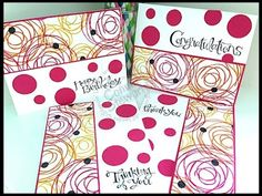 Super Flash Cards - Video Tutorial | Simply Simple Stamping