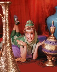 I really want a room that is like Jeannie's bottle