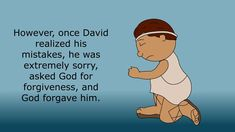 David became one of Israel's most loved kings.