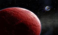 Astronomers have found evidence of a planet 10 times larger than Earth (NIBIRU?)