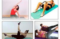 5 exercícios de Pilates para reduzir a cintura, quadril e coxas